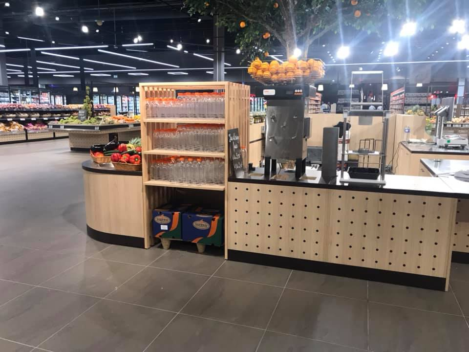 mobilier agencement magasin